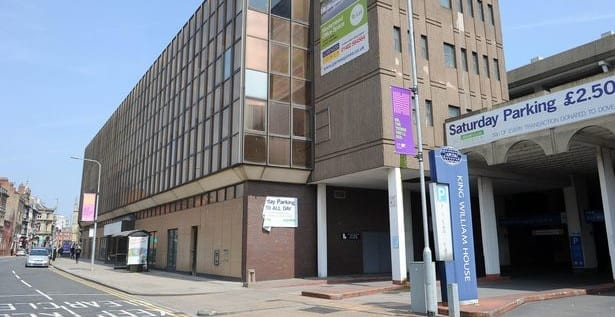 Unisec Securlty Ltd: Providing Security for King William House Car Park