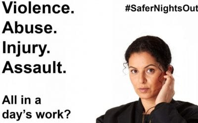 SIA launches #SaferNightsOut campaign